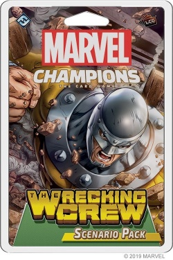 News: Marvel Champions Wrecking Crew Expansion Official Release Date Confirmed (MC03)