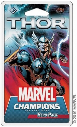 News: Marvel Champions THOR Expansion Official Release Date Announced (MC06)