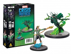 News: Marvel Crisis Protocol Loki and Hela Expansion Release Date