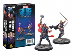 News: Marvel Crisis Protocol Thor & Valkyrie Expansion Official Release Date Announced