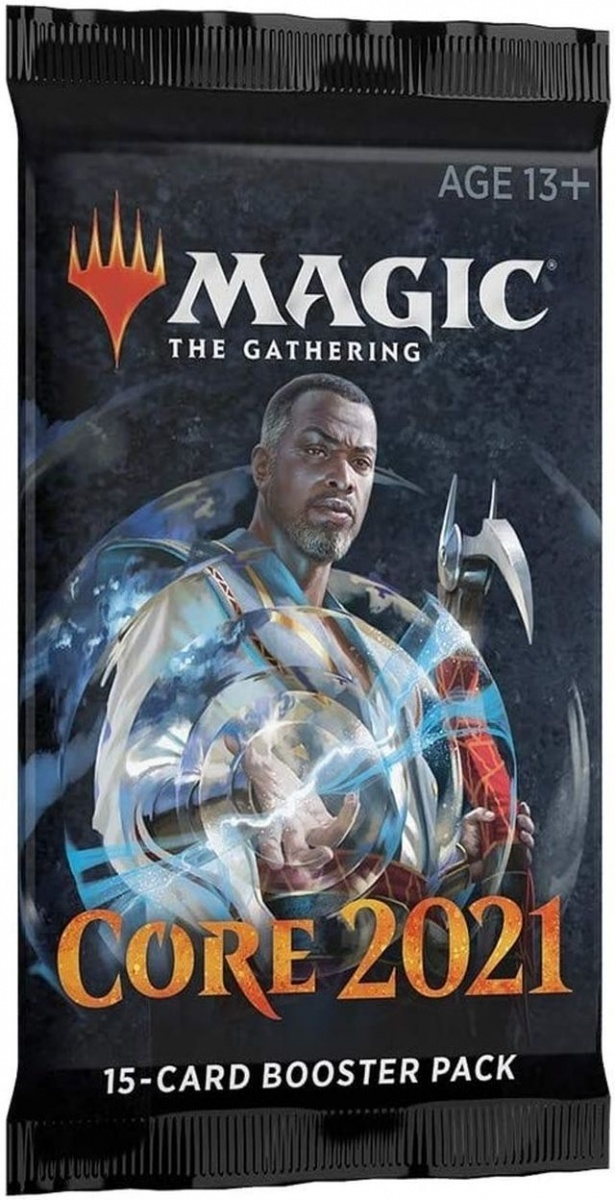 Magic: The Gathering Core Set 2021 Booster Pack (Single Pack)