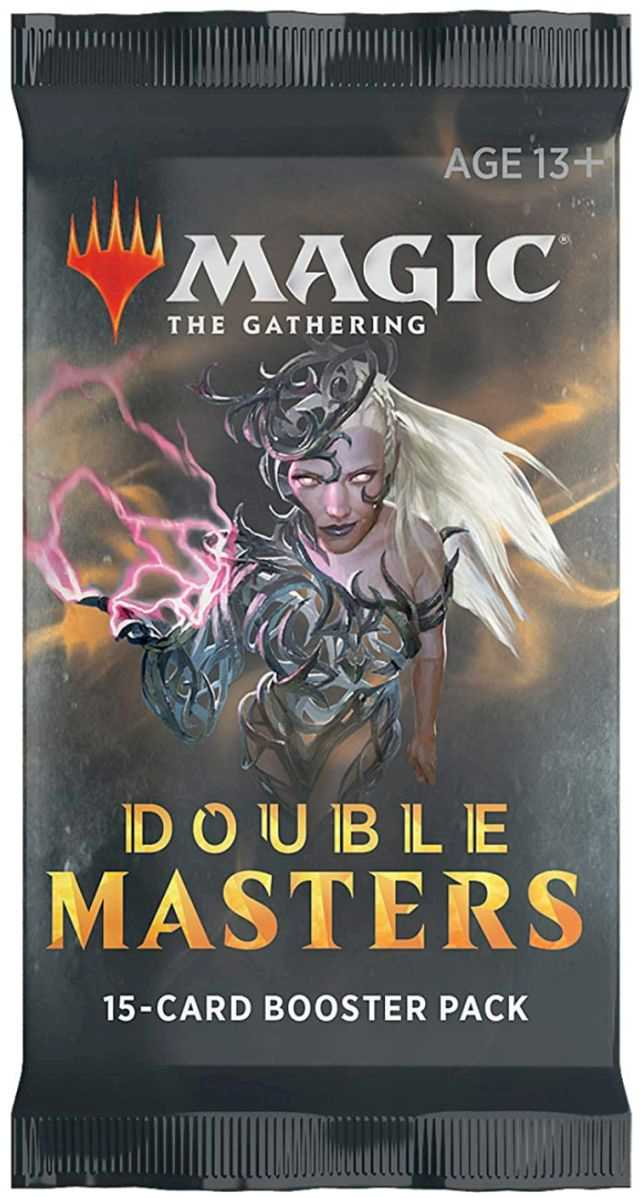 Magic: The Gathering Double Masters Draft Booster (Single Pack)