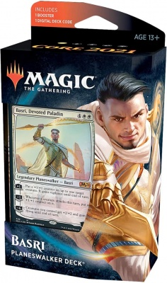 Magic: The Gathering Core Set 2021 Planeswalker Deck - Basri