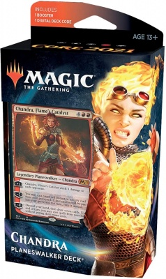 Magic: The Gathering Core Set 2021 Planeswalker Deck - Chandra