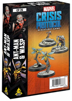 Marvel Crisis Protocol: Ant Man & Wasp