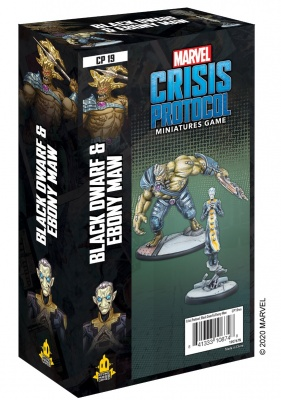 Marvel Crisis Protocol: Black Dwarf and Ebony Maw