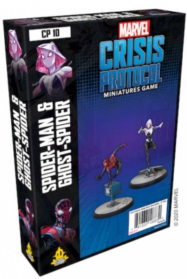 Marvel Crisis Protocol: Ghost-Spider & Spiderman